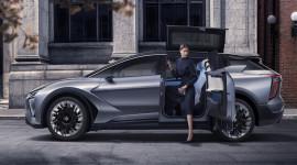 Human Horizons HiPhi 1: SUV chạy điện Trung Quốc tràn ngập công nghệ