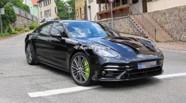 Porsche Panamera facelift 2020 lộ diện trên đường thử
