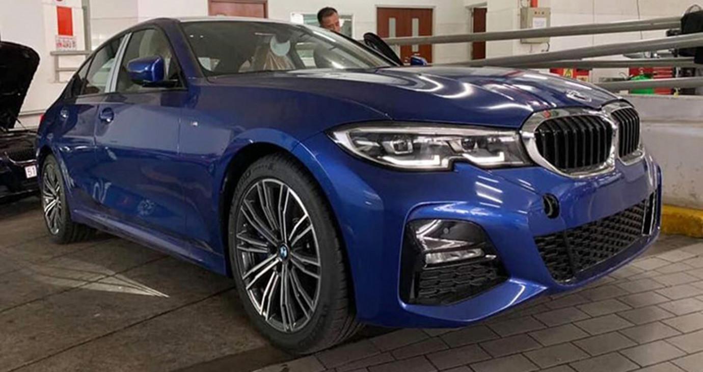BMW 3-Series 2019 về VN, giá dự kiến cao nhất chênh nửa tỷ với C300 AMG
