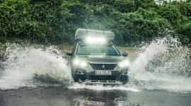 Top Gear dùng Peugeot 3008 lên đồ off-road tại hành trình khám phá Việt Nam