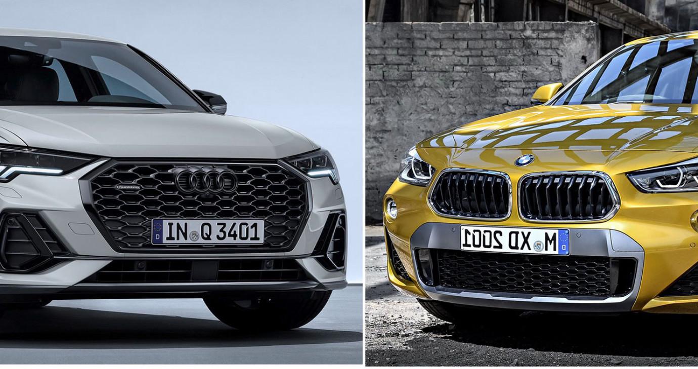 So sánh Audi Q3 Sportback và BMW X2: Nên chọn mẫu crossover cỡ nhỏ nào?