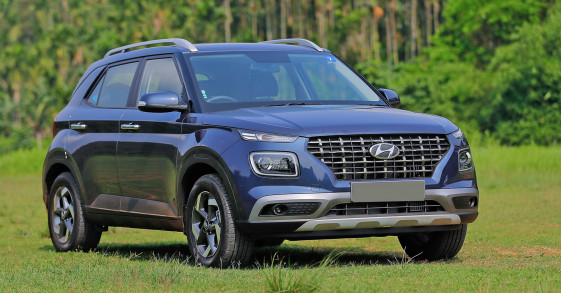 Đánh giá Hyundai Venue 2020: Mẫu SUV cỡ nhỏ cá tính cho gia đình trẻ