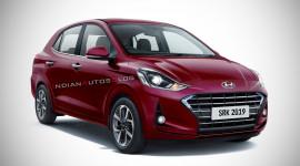 Hyundai Grand i10 sedan thế hệ mới trông như thế nào?