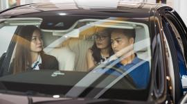 Cùng Vietnam Star tham gia lái thửMercedes-Benz với các chuyên gia tại sânĐình Xuyên
