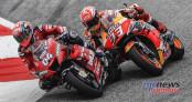 Chặng 11 MotoGP 2019: Dovizioso giành chiến thắng kịch tính trước Marquez