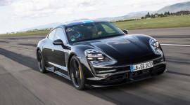 Xe thể thao chạy điện Porsche Taycan 2020 chốt ngày ra mắt