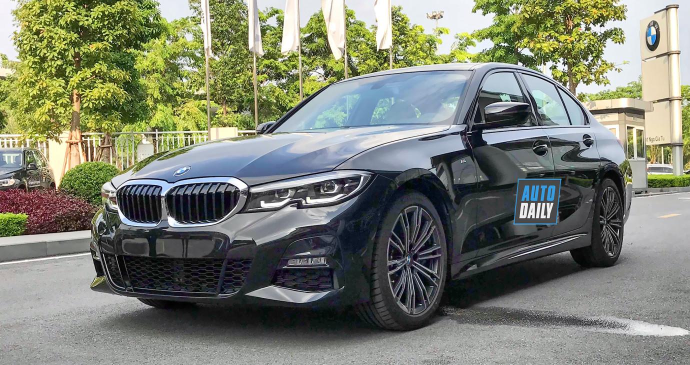 BMW 330i M-Sport 2019 về đại lý, chốt giá 2,379 tỷ đồng