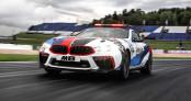 "BMW M8 MotoGP Safety Car ra mắt: ""Thần hộ mệnh"" mới ở MotoGP"