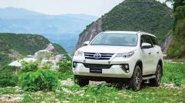 Toyota Việt Nam bán 7.375 xe trong tháng 7/2019