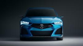 Ra mắt Acura Type S Concept: Phiên bản xem trước của TLX Type S mới