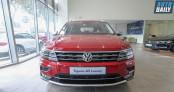 Chi tiết VW Tiguan Allspace Luxury 1,85 tỷ đấu GLC 250 tại VN