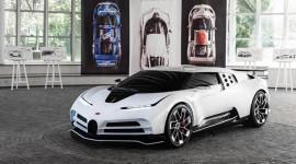 Siêu xe Bugatti EB110 Hommage giá gần 9 triệu USD lộ diện