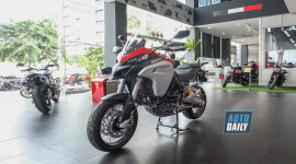 Ảnh chi tiết Ducati Multistrada 1260 Enduro 2019