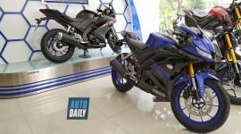Yamaha YZF-R15 V3 2019 chính hãng giá từ 79 triệu tại Việt Nam