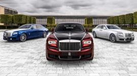 Rolls-Royce giới thiệu bộ sưu tập Ghost Zenith chỉ 50 chiếc
