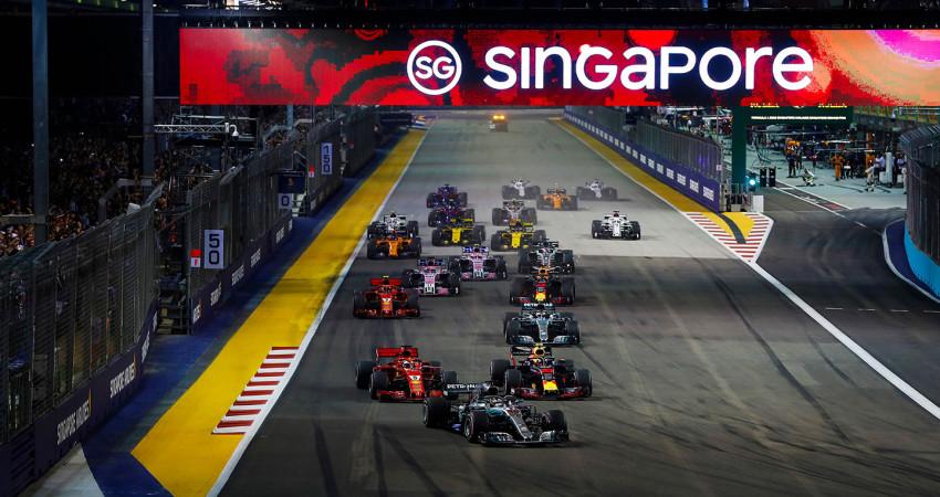 """Singapore Grand Prix 2019: """"Kinh đô ánh sáng của làng F1"""""""