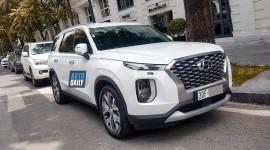 Cận cảnh Hyundai Palisade giá 2,2 tỷ cạnh tranh Ford Explorer tại VN