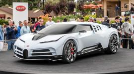 Ngắm Bugatti Centodieci giá 9 triệu USD trên sân khấu Pebble Beach