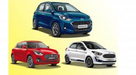 So sánh nhanh Hyundai Grand i10 Nios 2019 với các đối thủ