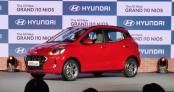 Hyundai Grand i10 Nios 2019 ra mắt, giá từ 7.000 USD, có sạc không dây