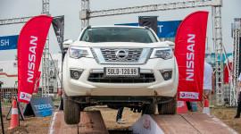 Cơ hội trải nghiệm xe Nissan trên đường thử chuyên biệt tại Vĩnh Phúc
