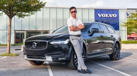 Đánh giá Volvo V90 Cross Country: Xế lạ cho nhà giàu Việt