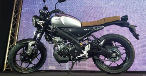 Yamaha XSR 155 2019 trình làng, quyết đấu Honda CB150R