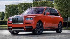 Tỷ phú Michael Fux tậu Rolls-Royce Cullinan Bespoke
