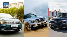 SUV dưới 2 tỷ, chọn VW Tiguan Allspace Luxury, Mercedes-Benz GLC 250 hay VinFast Lux SA2.0?