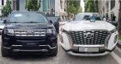 SUV trên 2 tỷ, chọn Hyundai Palisade hay Ford Explorer?