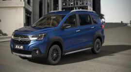 MPV giá rẻ Suzuki XL6 ra mắt, cạnh tranh Mitsubishi Xpander