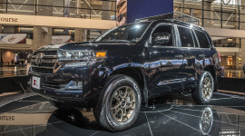 Toyota Land Cruiser sẽ bị khai tử tại Mỹ sau năm 2022?