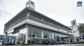 Khám phá hệ thống showroom BMW theo tiêu chuẩn 4S toàn cầu tại miền Bắc
