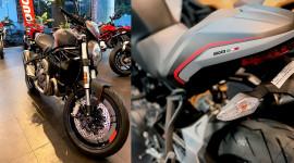 """""""Quái vật"""" Ducati Monster 821 Stealth 2019 đầu tiên về Việt Nam"""