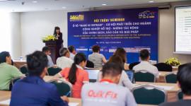 Triển lãm Autotech & Accessories 2019 sắp diễn ra tại Hà Nội