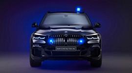 BMW X5 phiên bản chống đạn trình làng