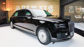 """Hãng xe """"Rolls-Royce"""" của Nga mở đại lý đầu tiên, giá xe từ 274.000 USD"""