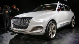 SUV hạng sang Genesis GV80 sẽ ra mắt vào đầu năm 2020