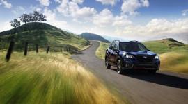 Subaru Forester 2020 thêm công nghệ hỗ trợ lái mới, bán ra vào mùa thu này