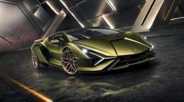 Lamborghini Sian chính thức trình làng: Siêu xe hybrid V12 mạnh 808 mã lực