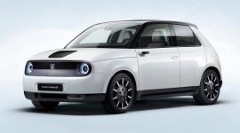 Ô tô điện nhỏ xinh Honda e 2020 lộ diện