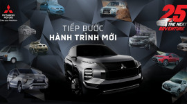 Mitsubishi Motors Việt Nam triển khai nhiều chương trình ưu đãi