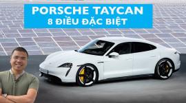 8 điều đặc biệt về Porsche Taycan