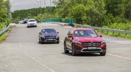 Hành trình thú vị Mercedes-Benz Urban SUVenture