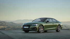 Audi A5 và S5 2020 ra mắt với ngoại hình hấp dẫn và động cơ mới