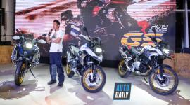 BMW Motorrad giới thiệu 3 mẫu xe Adventure mới tại Việt Nam