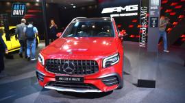 Chi tiết Mercedes GLB35 AMG 4Matic 2020 sắp về Việt Nam