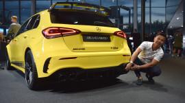 Soi HÀNG KHỦNG Mercedes-AMG A 45 S 4MATIC 2019