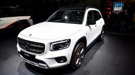 SOI Mercedes-Benz GLB 2020 sắp về Việt Nam