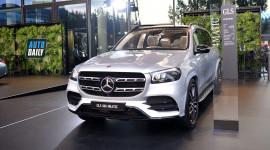 Chi tiết Mercedes-Benz GLS 580 4MATIC 2020 sắp về Việt Nam